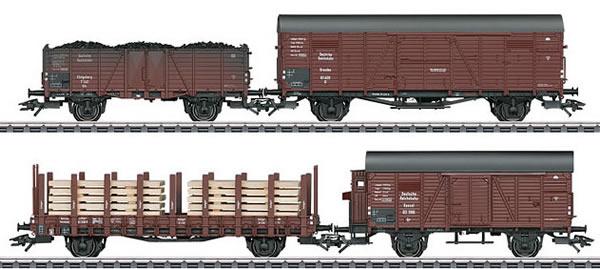 Marklin 46065 - 4pc Freight Car Set