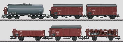 Marklin 46094 - Freight Car Set