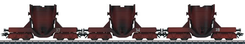 Marklin 46143 - Crude Iron 3-Car Set (L)