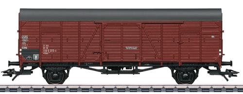 Marklin 46163 - German type Bowcar Gbkl 238 of the DB