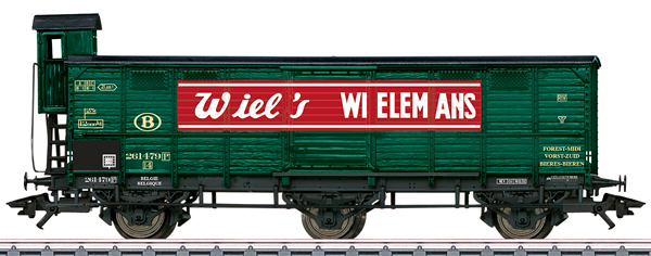 Marklin 46164 - Belgium Beer Car Wiels of the SNCB