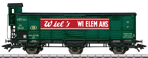 Marklin 46164 - Belgium Beer Car Wiels of the SNCB