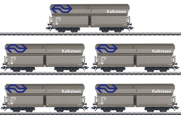Marklin 46268 - Type Fals Freight Car Set