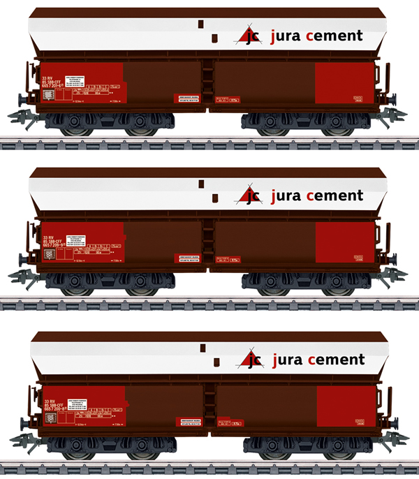 Marklin 46279 - Type Fals Freight Car Set