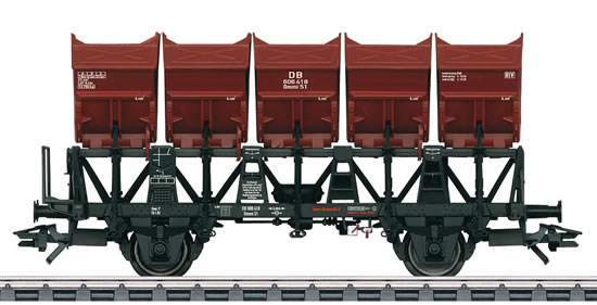 Marklin 46355 - Type Ommi 51 Dump Car