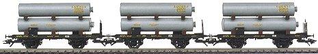 Marklin 46600 - 3pc Gas Car Set