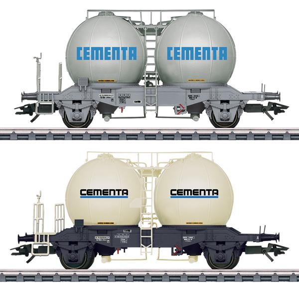 Marklin 46628 - Spherical Container Car Set