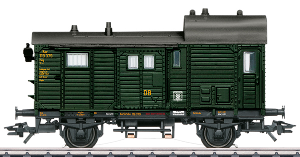 Marklin 46986 - Type Pwg Pr 14 Freight Train Baggage Car - MHI Exclusive