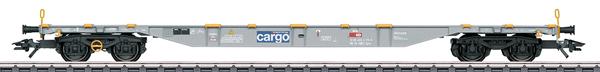 Marklin 47106 - Swiss Container-Tragwagen Sgnss of the SBB