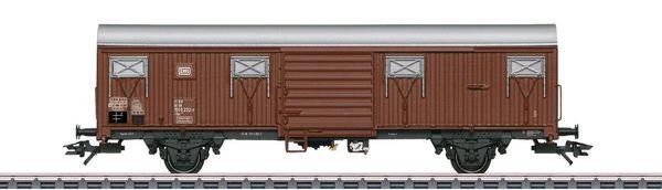 Marklin 47311 - Gbs 256 Corrugated Wall Boxcar