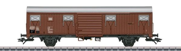 Marklin 47311 - Gbs 256 Corrugated Wall Boxcar