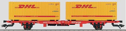 Marklin 47705 - CONTAINER CAR LGNS 570 DB AG 04