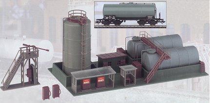 Marklin 47902 - DB Fuel Car Set