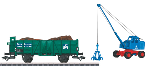 Marklin 48115 - HO Museum Car Set for 2015