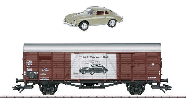 Marklin 48119 - 2019 Marklin Museum Car (Porsche)