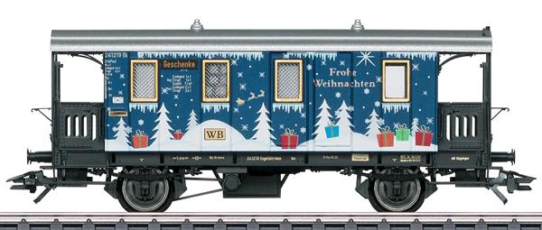 Marklin 48419 - H0 Christmas Car for 2019