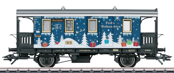 Marklin 48419 - H0 Christmas Car for 2019