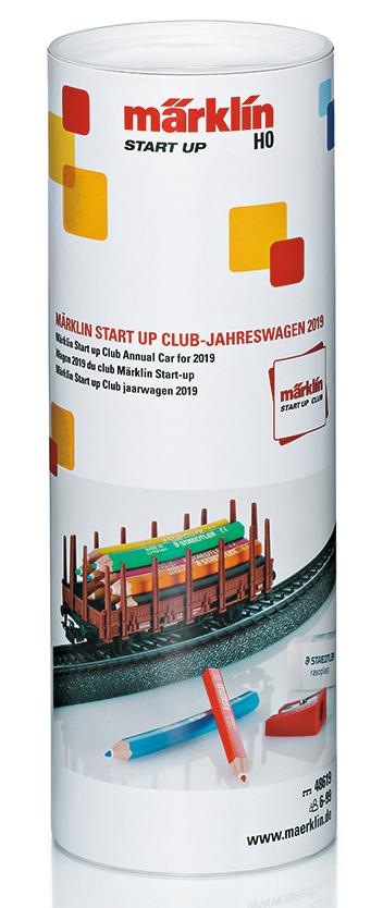 Marklin 48619 - Start up Club Car 2019