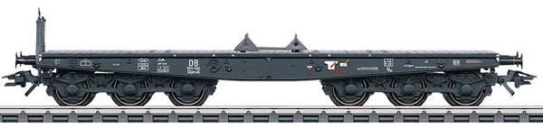 Marklin 48694 - Heavy-Duty Flat Car Type SSym 46