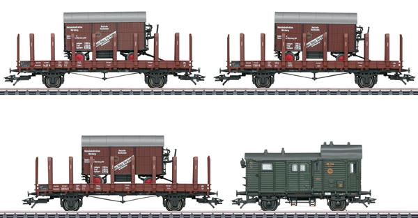 Marklin 48829 - Freight Car Set -MHI Exclusive