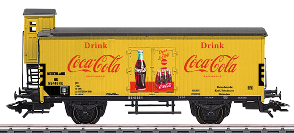 Marklin 48936 - NS Type G 10 Coca-Cola® Boxcar