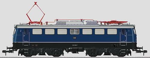 Marklin 55011 - Dgtl DB cl 110 Electric Locomotive