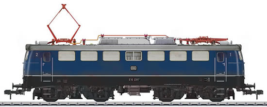 Marklin 55015 - German Electric Locomotive Class E 10.1 of the DB, weathered (Sound Decoder)