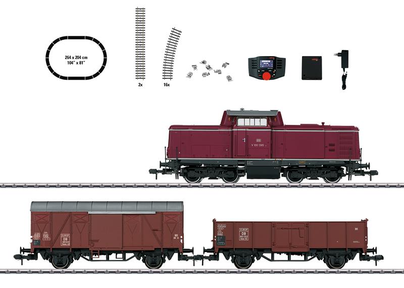 Marklin 55046 - Freight Train Digital Starter Set