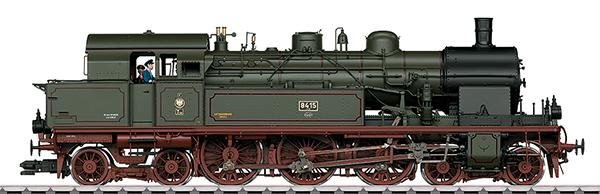 Marklin 55071 - Dgtl KPEV cl T18 Steam Tank Locomotive, Era I