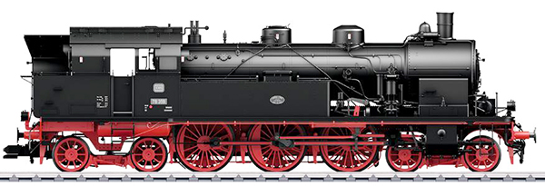Marklin 55073 - Dgtl DB cl 78 Steam Tank Locomotive, Era IIIa