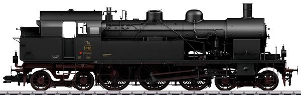 Marklin 55076 - Dgtl K.W.St.E. cl T18 Steam Tank Locomotive, Era I