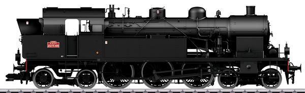 Marklin 55078 - Dgtl SNCF cl 232 TC Steam Tank Locomotive, Era III