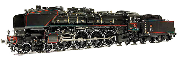Marklin 55082 - French Steam Locomotive Class 241-A of the SNCF (Sound)