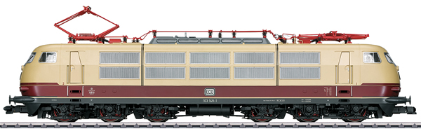 Marklin 55107 - German Electric Locomotive Class 103.1 of the DB (Sound)