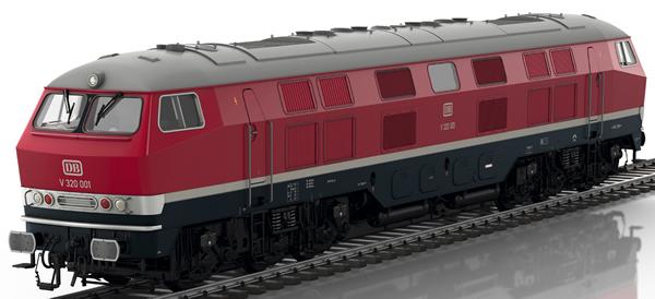 Marklin 55320 - German Diesel Locomotive V320 001 of the DB
