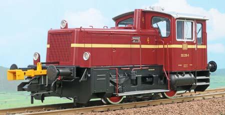 Marklin 55332 - Digital DB Era IV Cl. 332 Diesel Locomotive