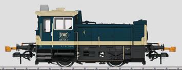 Marklin 55333 - Dgtl DB cl 335 Köf III Small Diesel Locomotive