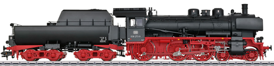 Marklin 55388 - German Steam Locomotive Class 038.10-40 with Tub-Style Tender of the DB (Sound Decoder)