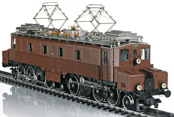Marklin 55526 - Swiss Electric Locmotive Class Ce 6/8 I of the SBB