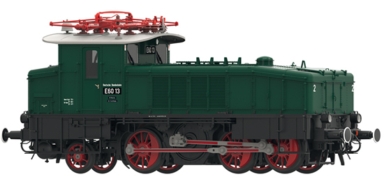 Marklin 55605 - German Electric Locomotive Class E 60 of the DB (Sound Decoder)