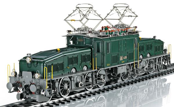Marklin 55681 - Swiss Electric Locomotive Class Ce 6/8 III of the SBB (Sound)