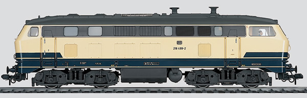 Marklin 55712 - German Diesel Locomotive Class 218 of the DB (Sound)