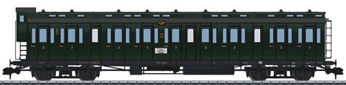 Marklin 58083 - DRG Passenger Car 3rd class (L)
