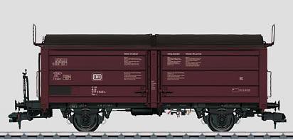 Marklin 58331 - DB Tims 858 Sliding Roof / Sliding Wall Boxcar