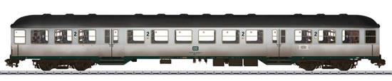 Marklin 58436 - Commuter Car Type Bnb 720 Silberling