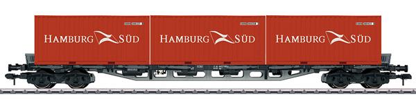 Marklin 58709 - Multi-Purpose Container Wagon Sgjs 716
