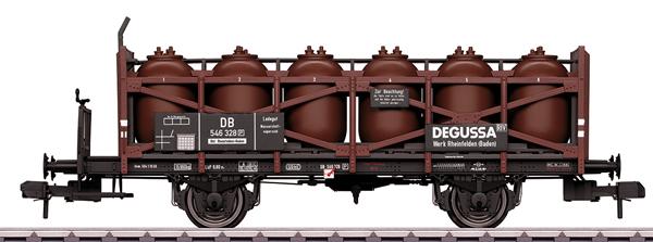 Marklin 58724 - DB Degussa Acid Transport Car, Era III