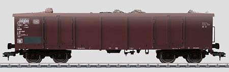 Marklin 58802 - German Open Goods Wagon of the DB