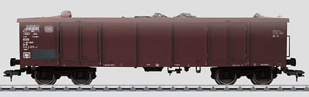 Marklin 58802 - German Open Goods Wagon of the DB