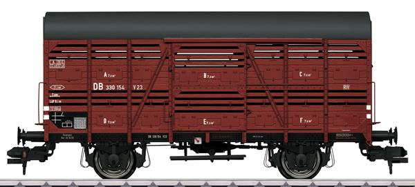 Marklin 58904 - Livestock Car Type V 23